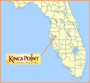 Florida Map Directions.Driving Directions Kings Point Suncoast
